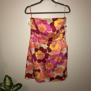 JADE NWT cotton flower dress with pockets